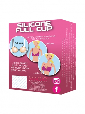 Silicone Full Cup