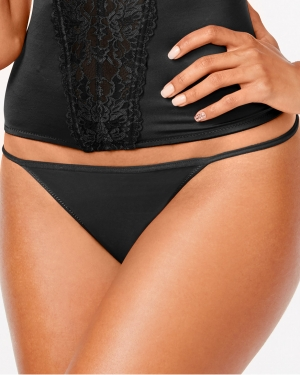 Exclusive Floral Lace String Thong