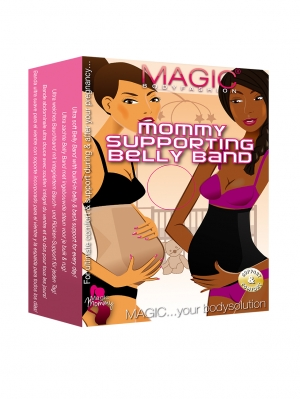 Mommy Supporting Belly Band