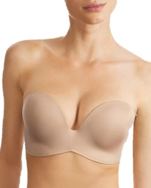 Sexy Solutions New Strapless Bra