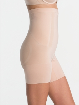 Oncore High-Waist Mid-Thigh Short