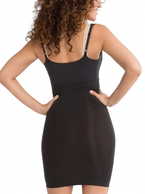 Shape My Day Open-Bust Slip