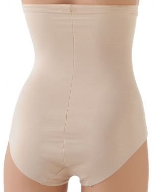 Comfortable Firm Hi-Waist Brief