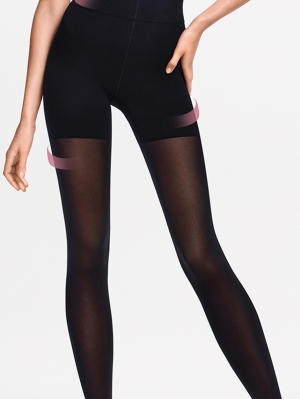 Tummy 66 Control Top Tights