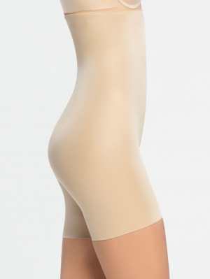 Power Conceal-Her High-Waisted Mid-Thigh Short