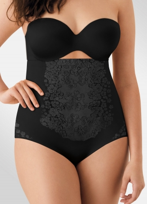 Fit Sense High Waist Brief