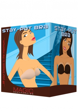 Strapless Stay-Put Bra