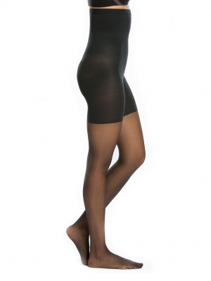 Luxe Leg High-Waisted Mid-Thigh Shaping Sheers