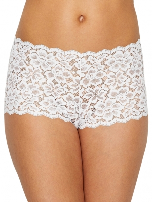Casual Comfort Lace Cheeky Boyshort