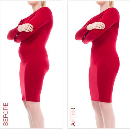 kleding voor vrouwen met een buik